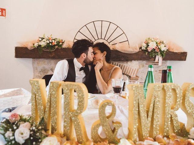 Il matrimonio di Matteo e Michell a Isola del Liri, Frosinone 75