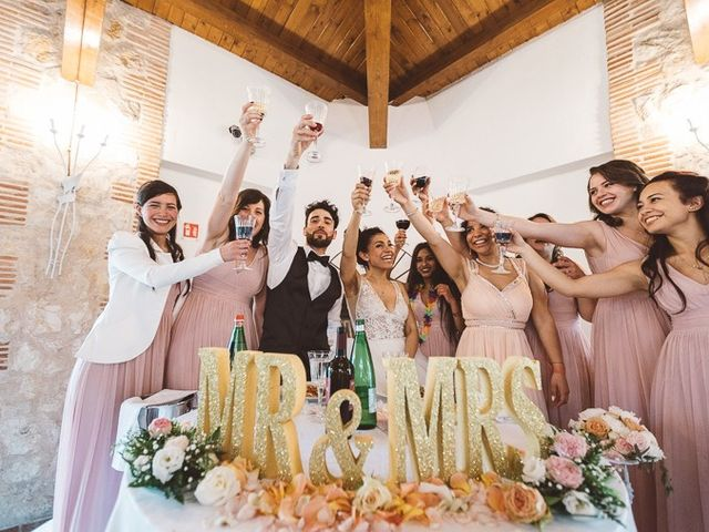 Il matrimonio di Matteo e Michell a Isola del Liri, Frosinone 79
