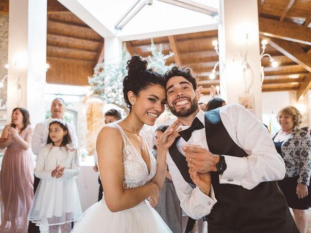Il matrimonio di Matteo e Michell a Isola del Liri, Frosinone 81