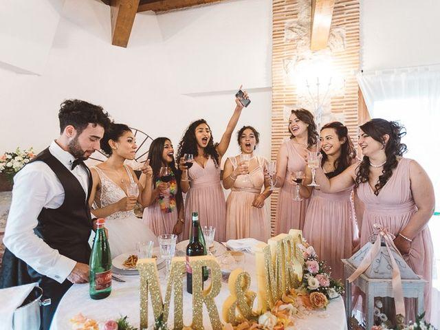 Il matrimonio di Matteo e Michell a Isola del Liri, Frosinone 83