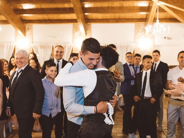 Il matrimonio di Matteo e Michell a Isola del Liri, Frosinone 93