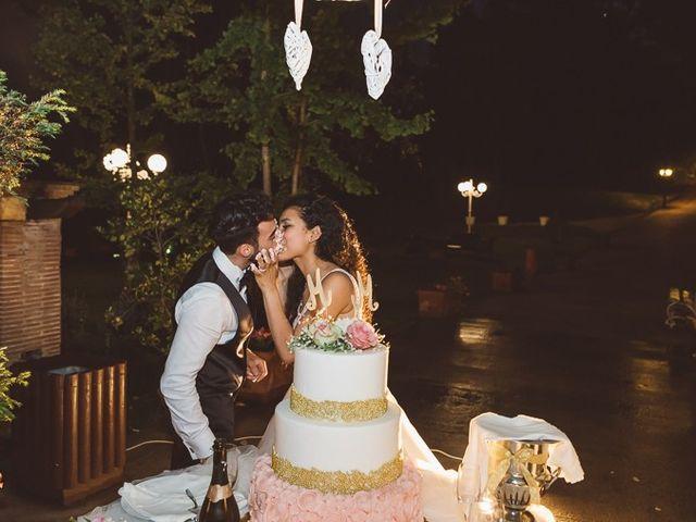 Il matrimonio di Matteo e Michell a Isola del Liri, Frosinone 95