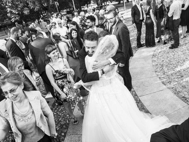 Il matrimonio di Pietro e Agnese a Cavallasca, Como 31