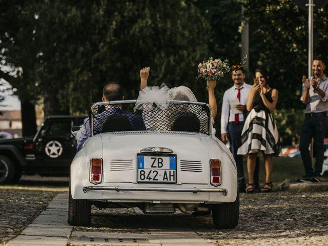 Il matrimonio di Pietro e Agnese a Cavallasca, Como 35