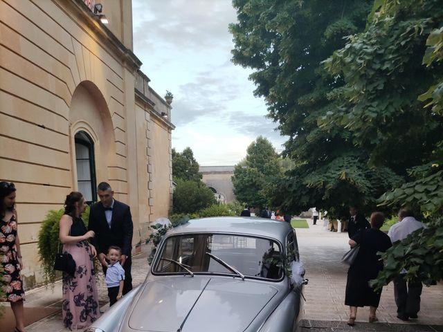 Il matrimonio di Nadia e Antonio a Scorrano, Lecce 2