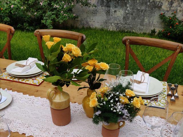 Il matrimonio di Nadia e Antonio a Scorrano, Lecce 6