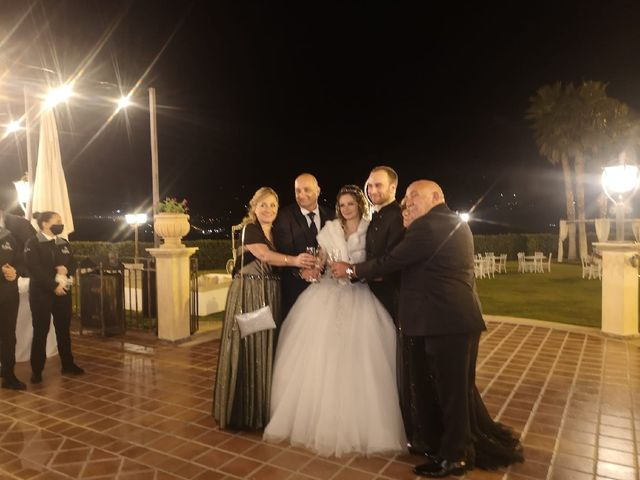 Il matrimonio di Domenico e Noemi a Misilmeri, Palermo 3