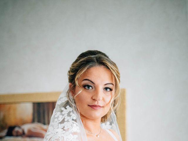 Il matrimonio di Pierdavide e Julie a Fontanelle, Treviso 5