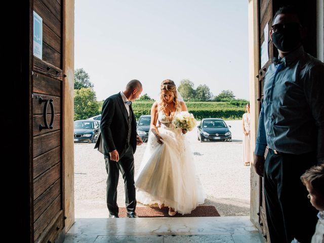 Il matrimonio di Pierdavide e Julie a Fontanelle, Treviso 6