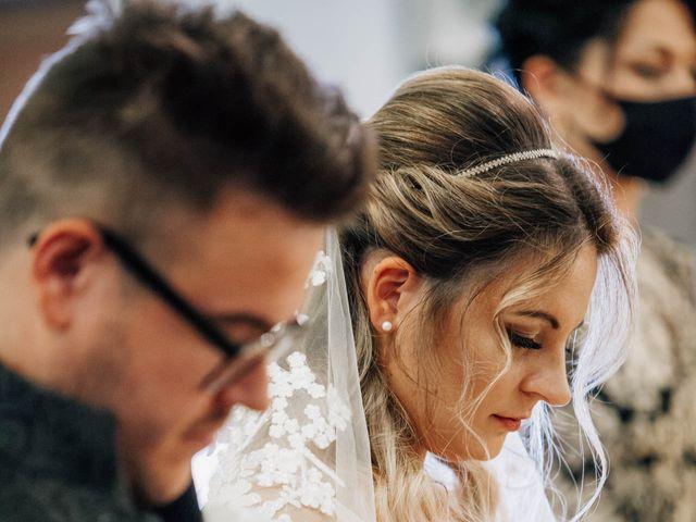 Il matrimonio di Pierdavide e Julie a Fontanelle, Treviso 9