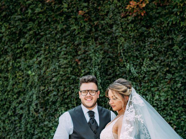 Il matrimonio di Pierdavide e Julie a Fontanelle, Treviso 10