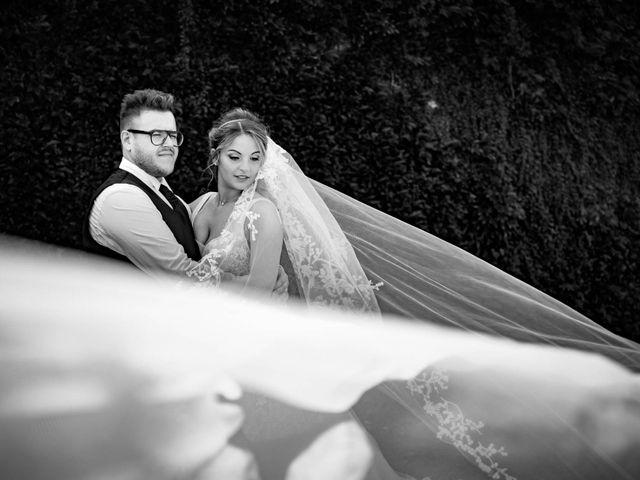 Il matrimonio di Pierdavide e Julie a Fontanelle, Treviso 11