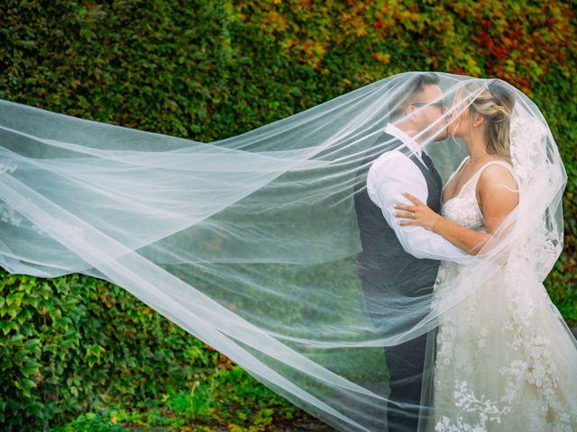 Il matrimonio di Pierdavide e Julie a Fontanelle, Treviso 12