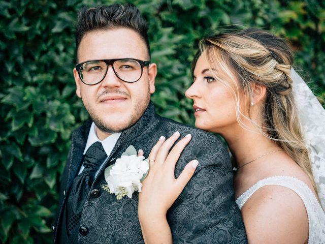 Il matrimonio di Pierdavide e Julie a Fontanelle, Treviso 15