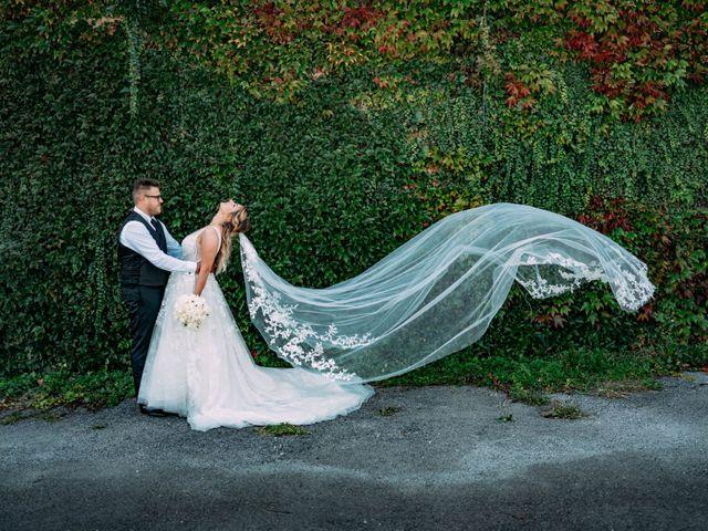 Il matrimonio di Pierdavide e Julie a Fontanelle, Treviso 1