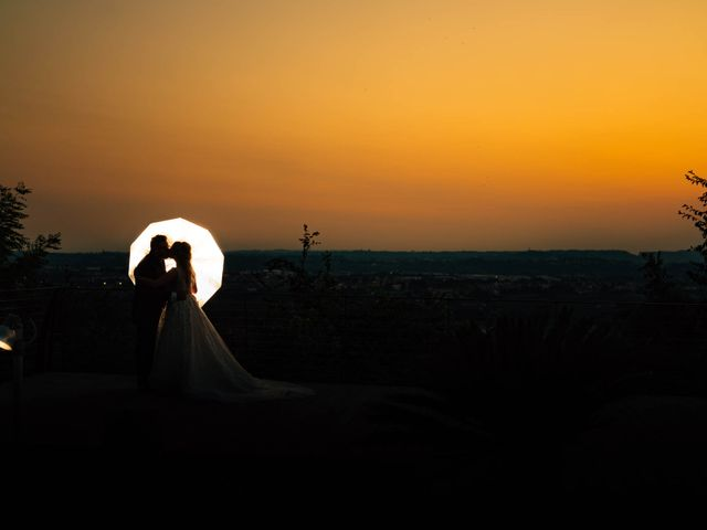 Il matrimonio di Pierdavide e Julie a Fontanelle, Treviso 23