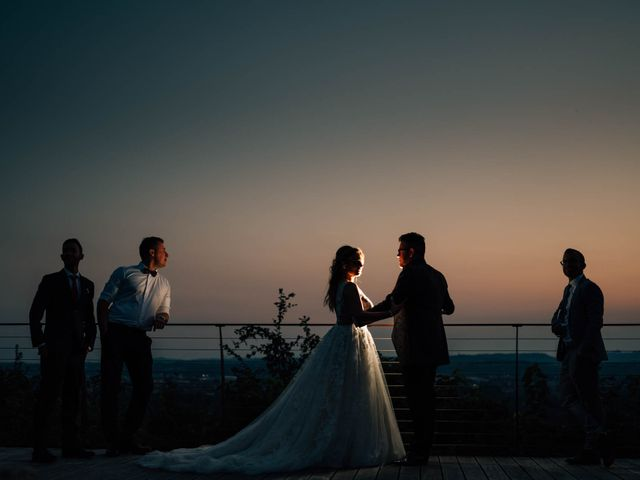 Il matrimonio di Pierdavide e Julie a Fontanelle, Treviso 25
