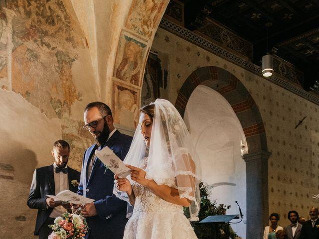 Il matrimonio di Pietro e Agnese a Cavallasca, Como 25