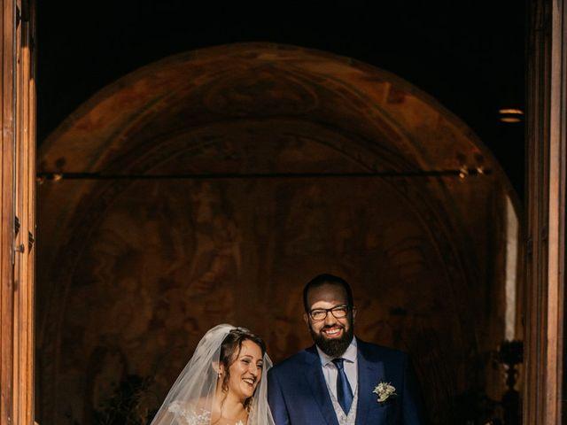Il matrimonio di Pietro e Agnese a Cavallasca, Como 27
