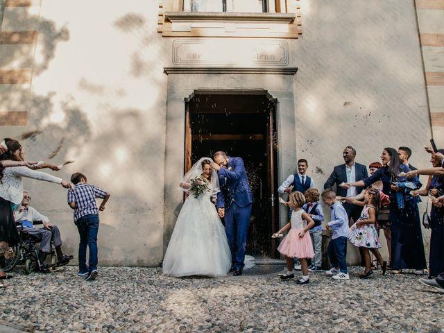 Il matrimonio di Pietro e Agnese a Cavallasca, Como 29