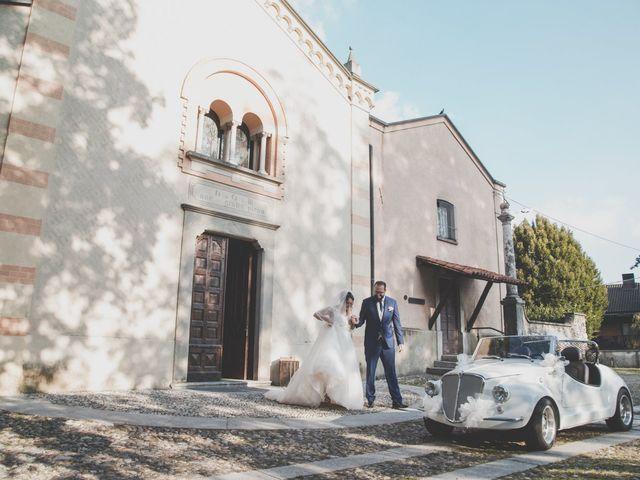 Il matrimonio di Pietro e Agnese a Cavallasca, Como 34