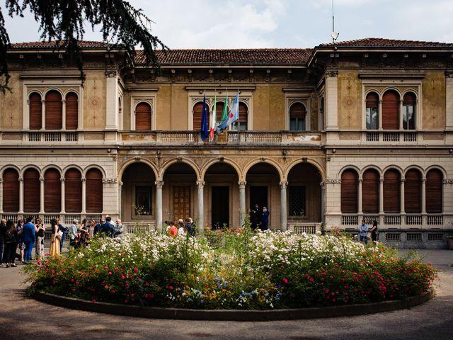 Il matrimonio di Giovanni e Giulia a Saronno, Varese 12