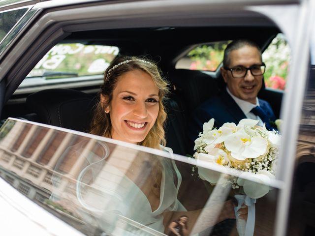 Il matrimonio di Giovanni e Giulia a Saronno, Varese 14