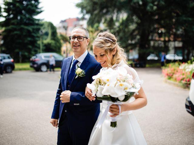 Il matrimonio di Giovanni e Giulia a Saronno, Varese 15