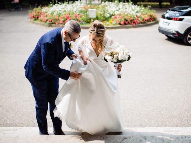 Il matrimonio di Giovanni e Giulia a Saronno, Varese 16