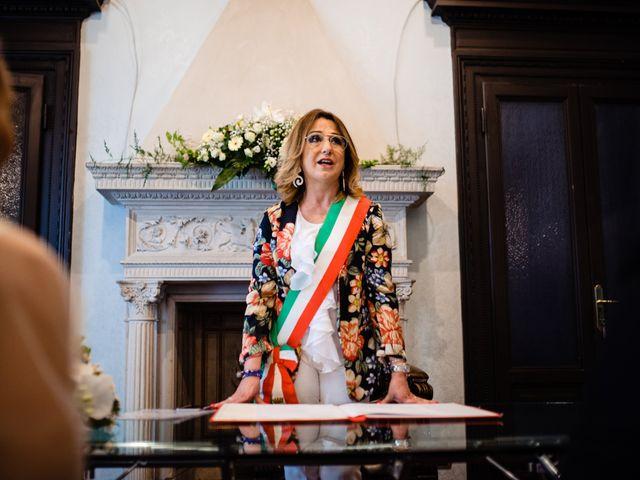 Il matrimonio di Giovanni e Giulia a Saronno, Varese 17