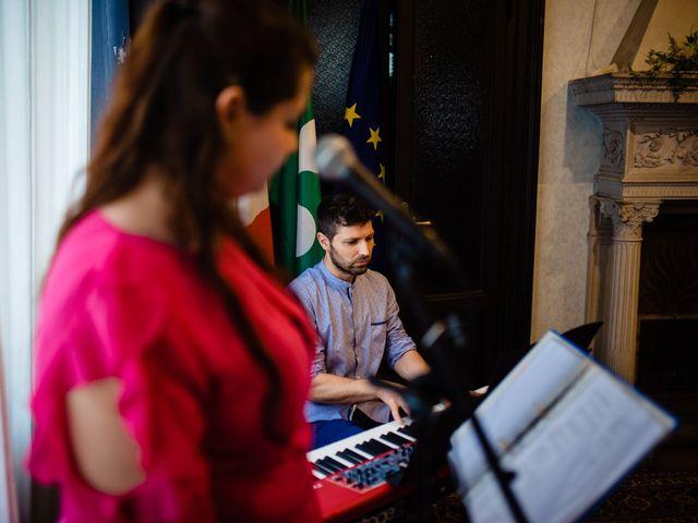 Il matrimonio di Giovanni e Giulia a Saronno, Varese 18