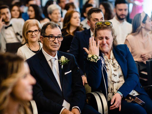 Il matrimonio di Giovanni e Giulia a Saronno, Varese 19