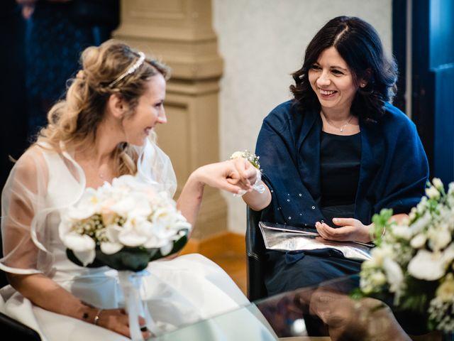 Il matrimonio di Giovanni e Giulia a Saronno, Varese 20