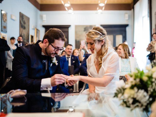 Il matrimonio di Giovanni e Giulia a Saronno, Varese 21