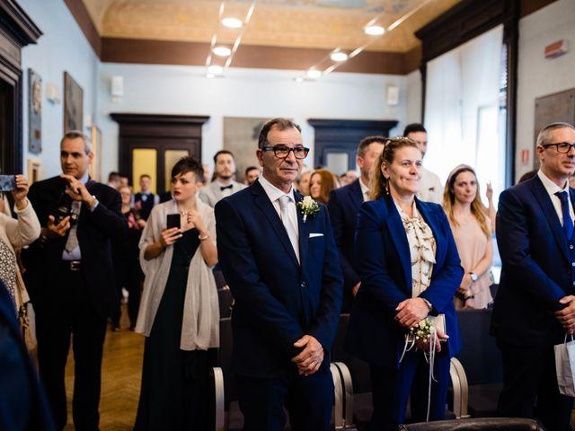 Il matrimonio di Giovanni e Giulia a Saronno, Varese 22