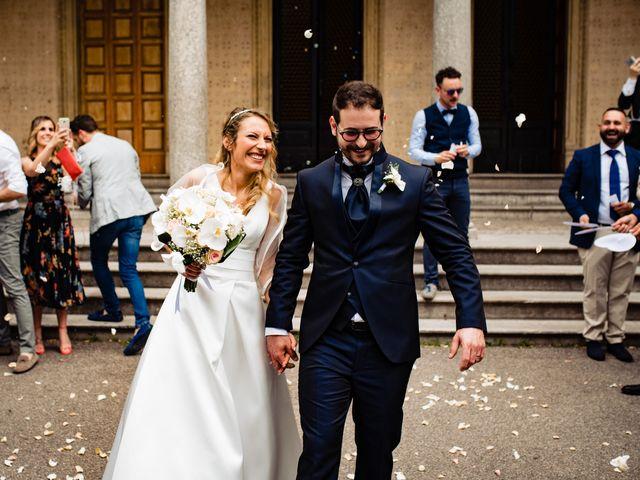 Il matrimonio di Giovanni e Giulia a Saronno, Varese 26