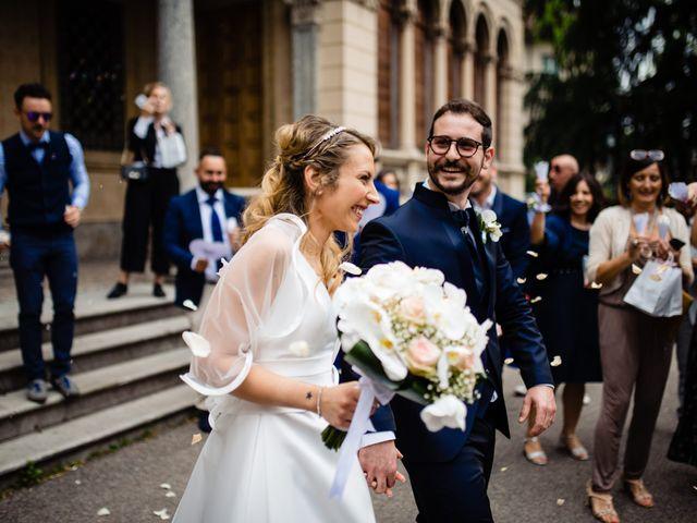 Il matrimonio di Giovanni e Giulia a Saronno, Varese 27