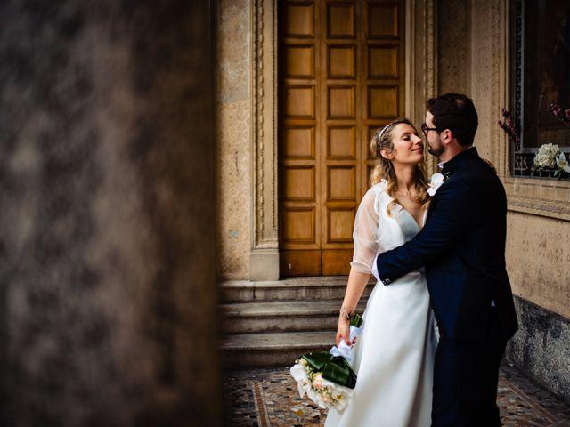 Il matrimonio di Giovanni e Giulia a Saronno, Varese 30
