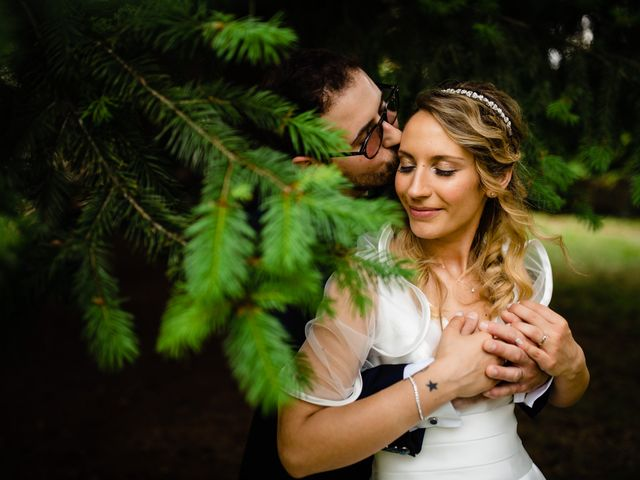 Il matrimonio di Giovanni e Giulia a Saronno, Varese 32