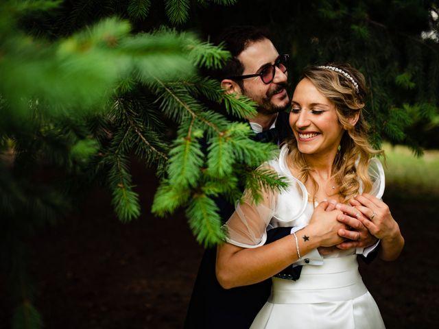 Il matrimonio di Giovanni e Giulia a Saronno, Varese 33