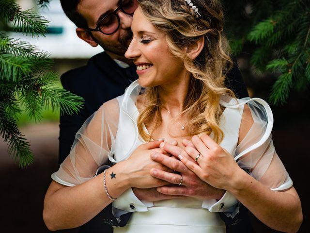 Il matrimonio di Giovanni e Giulia a Saronno, Varese 35