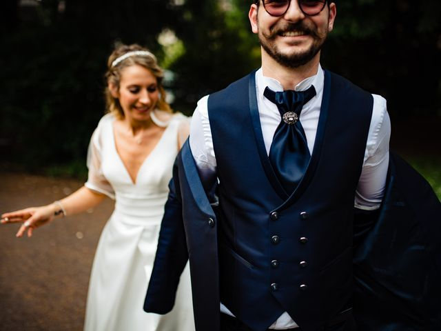 Il matrimonio di Giovanni e Giulia a Saronno, Varese 36