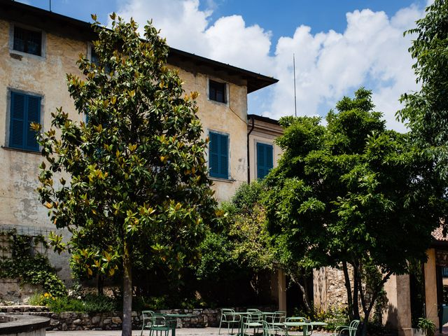 Il matrimonio di Giovanni e Giulia a Saronno, Varese 38