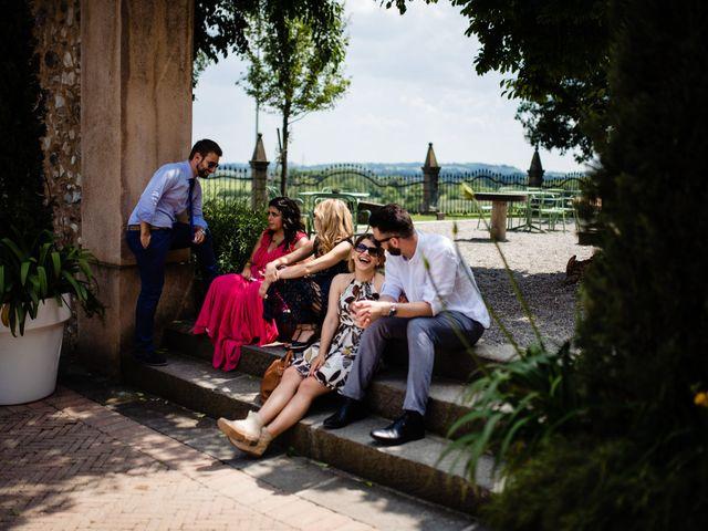 Il matrimonio di Giovanni e Giulia a Saronno, Varese 47