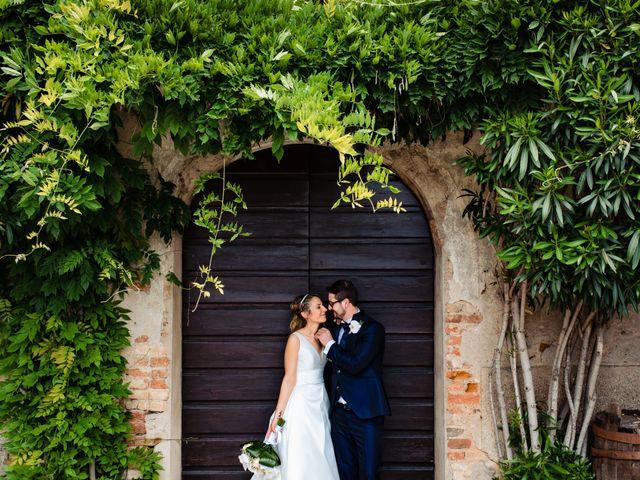 Il matrimonio di Giovanni e Giulia a Saronno, Varese 54
