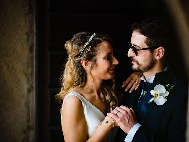 Il matrimonio di Giovanni e Giulia a Saronno, Varese 55