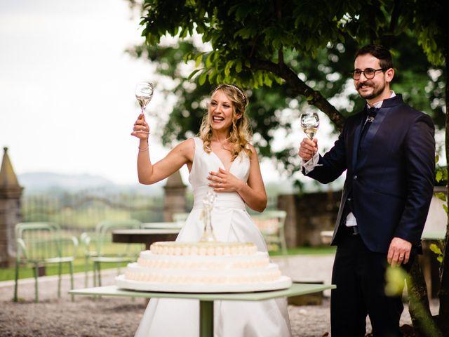 Il matrimonio di Giovanni e Giulia a Saronno, Varese 68