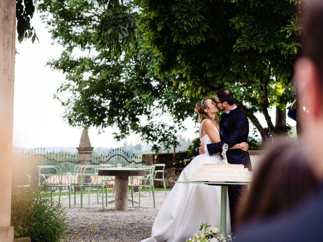 Il matrimonio di Giovanni e Giulia a Saronno, Varese 69