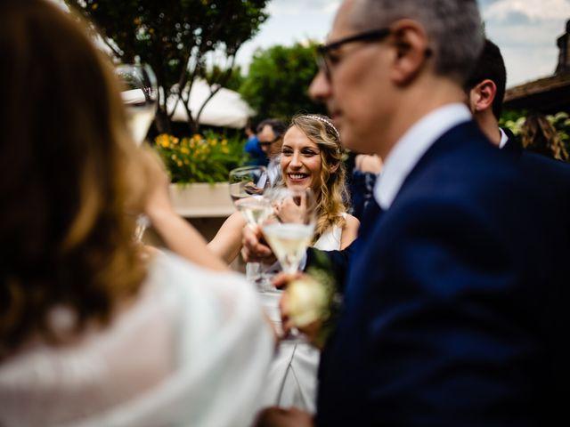 Il matrimonio di Giovanni e Giulia a Saronno, Varese 71