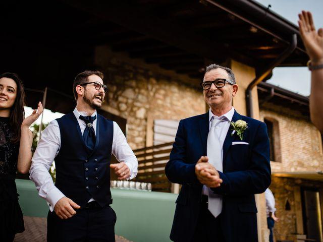 Il matrimonio di Giovanni e Giulia a Saronno, Varese 78